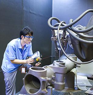 Organization structure between hong kong aircraft engineering haeco and china aircraft service