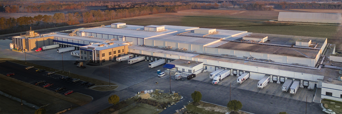 State Of The Art Cold Storage And Logistics
